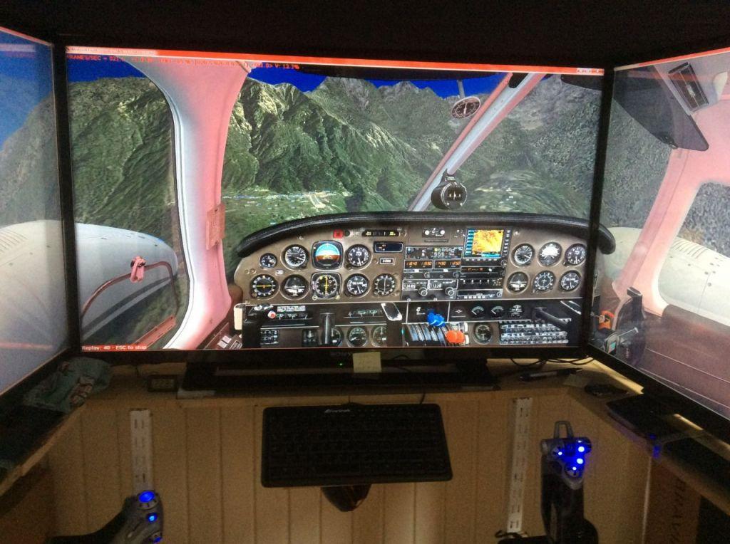 my home cockpit