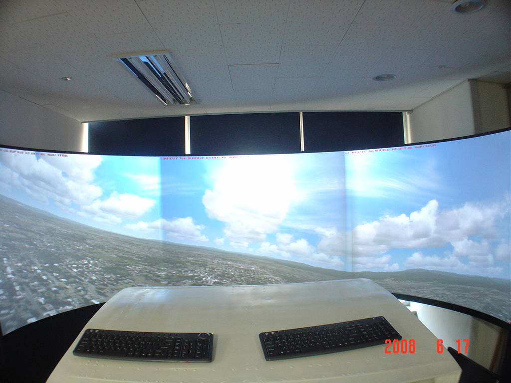 Sol7, Wideview and Curved screen