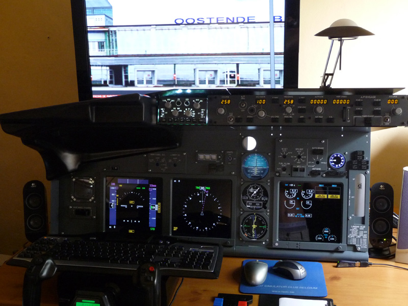737ng Project Maxime Lambrechts Mycockpit Members Gallery