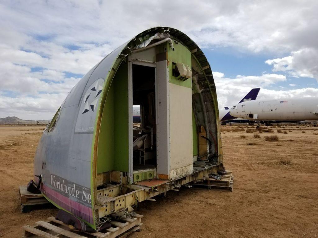 767 Flight Deck For Sale