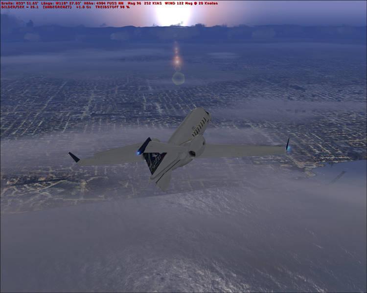 [FSX] Learjet 45
