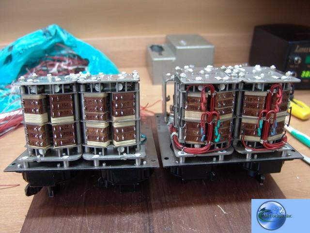 Wiring ADF panels