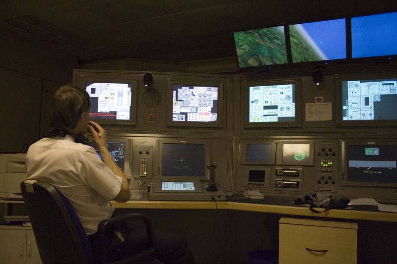F3 Simulator at RAF Leuchars