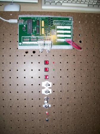 Interfacing Testing Board