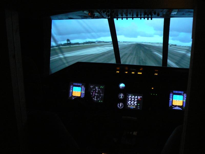 Dassault Simulator
