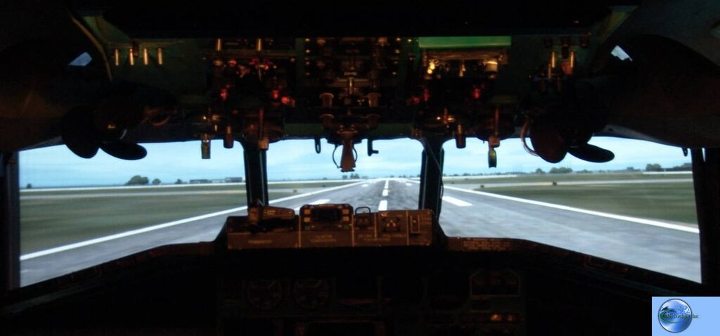 Ready for takeoff, Air Ukraine 85535...