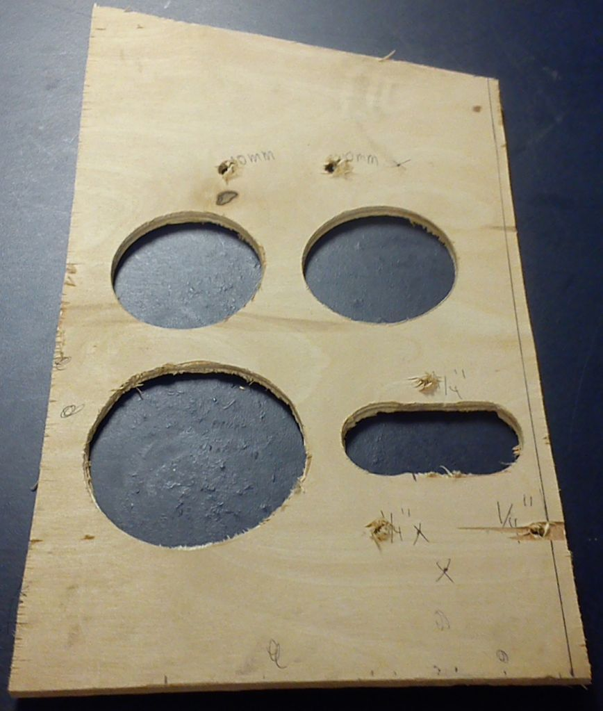 HS748 Pressurization Panel