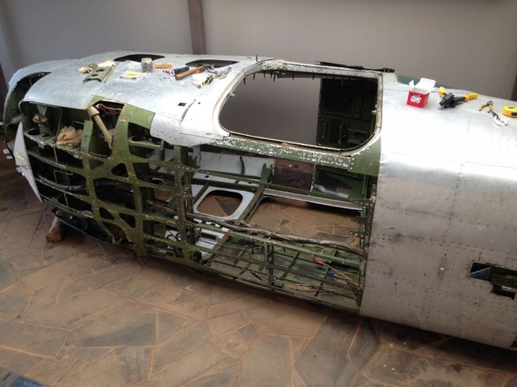 C337 Skymaster project