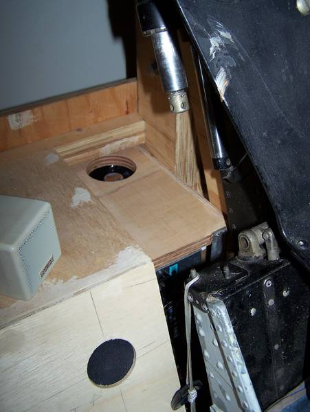 Refurbished P.C. in homemade box