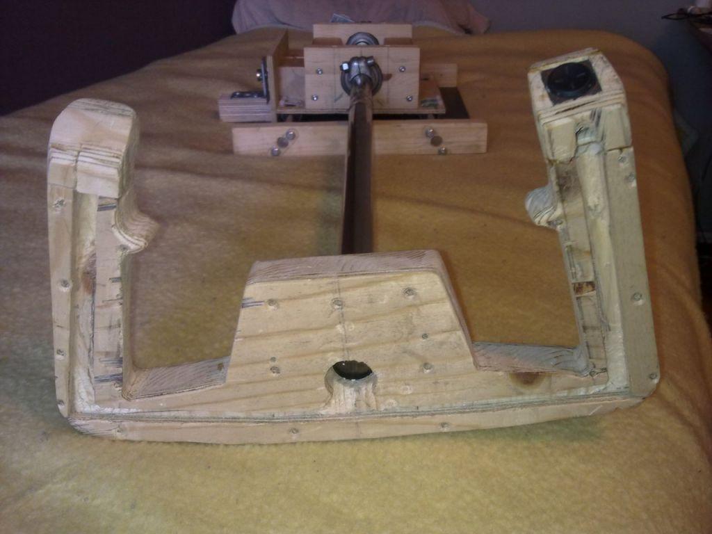 my proto project. matti V