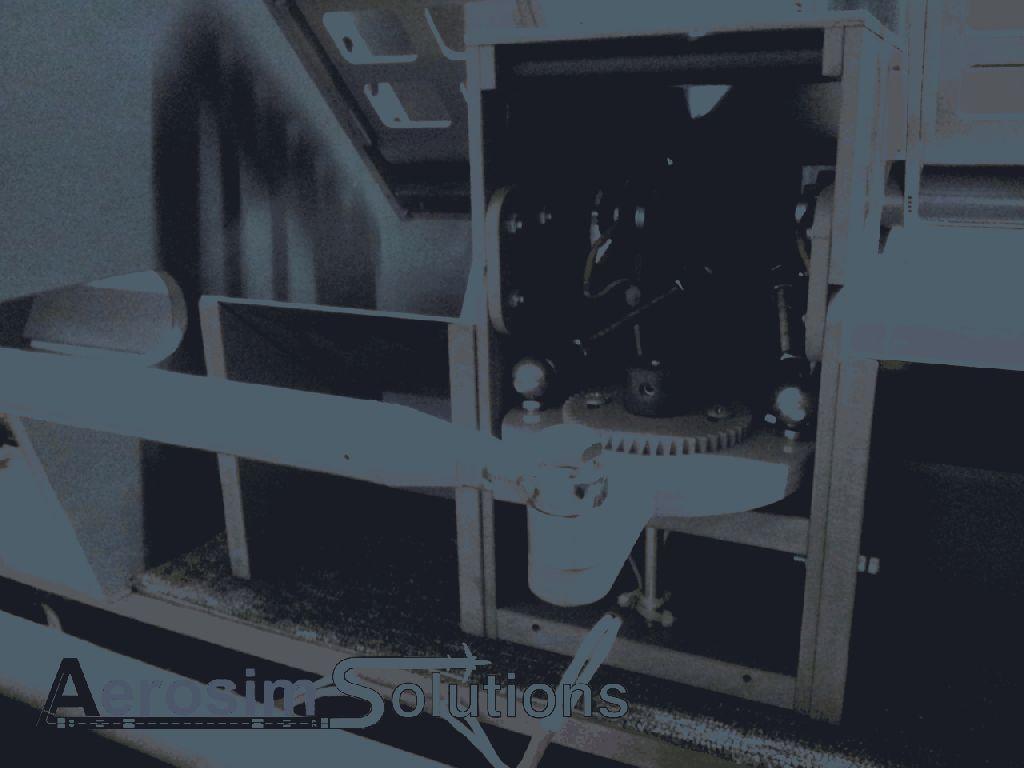 Rudder link bar