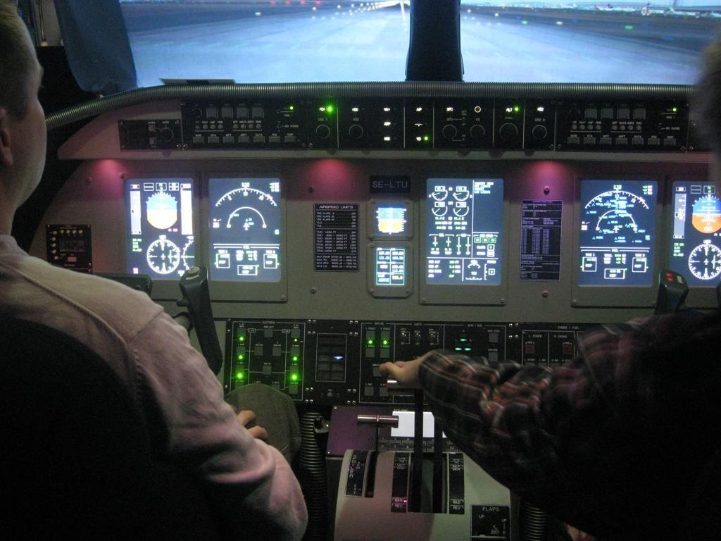Cleared for take off - Dubai